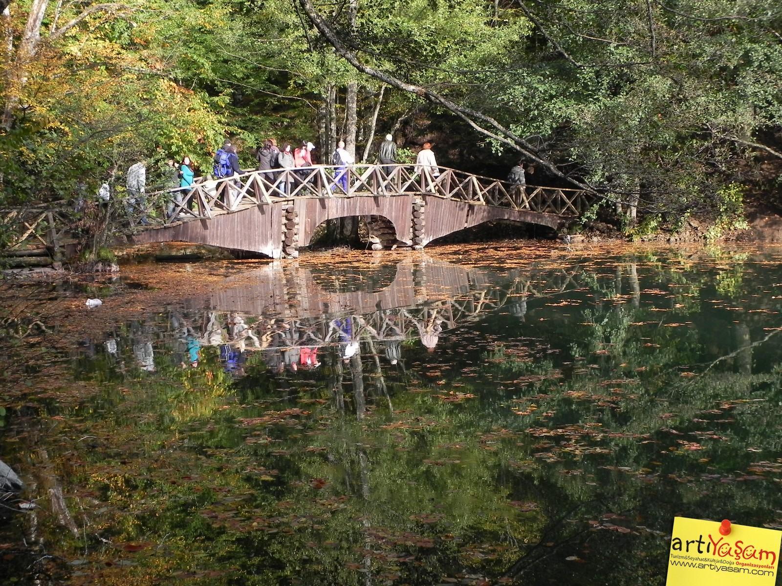 ankara çıkışlı yedigöller turu köprü