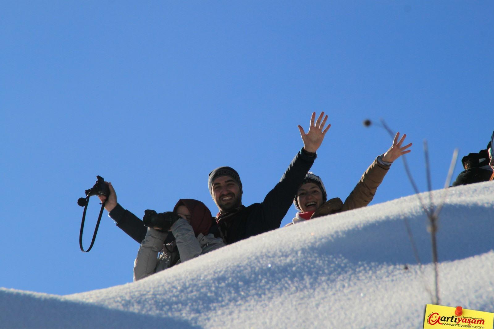 Ankara Çıkışlı Artıyaşam Özel Fantastik ılgaz Kayak turu