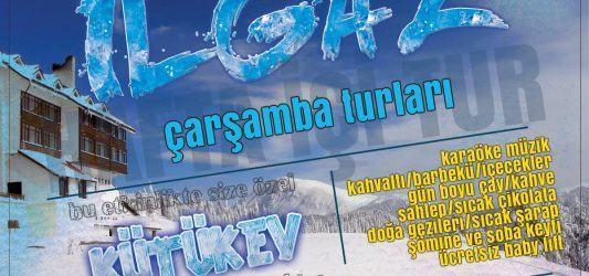 Ankara çıkışlı Ilgaz turu