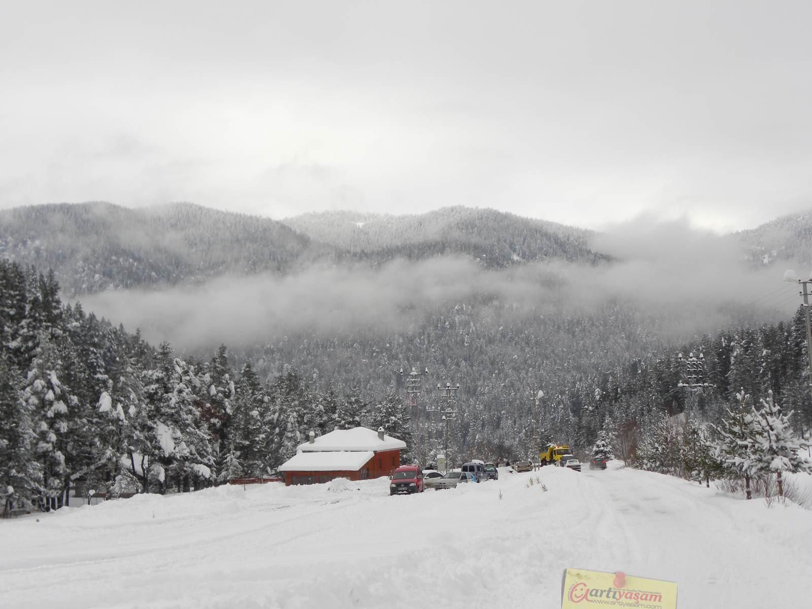 Artıyaşam Ankara çıkışlı Ilgaz kayak turu