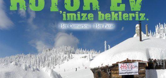 ankara çıkışlı günübirlik kayak turu